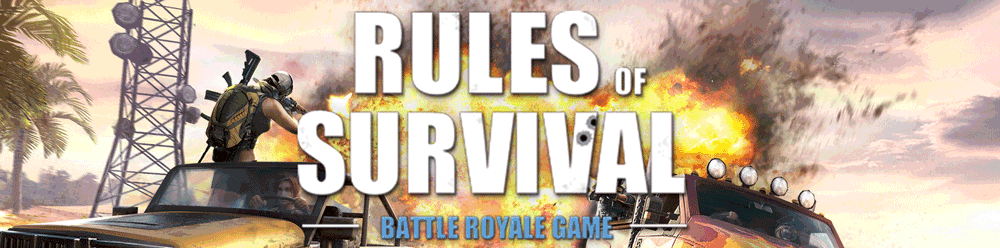 Rules of survival is a vehicle-based battle royale game.