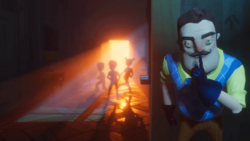 secret neighbor gameplay features and news