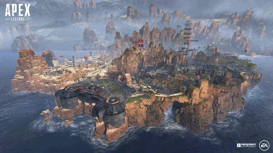 apex legends battle royale Screenshot