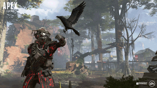 apex legends battle royale Screenshot